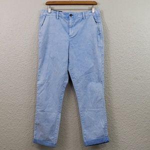 GAP NWT Girlfriend Chino Pants size 10
